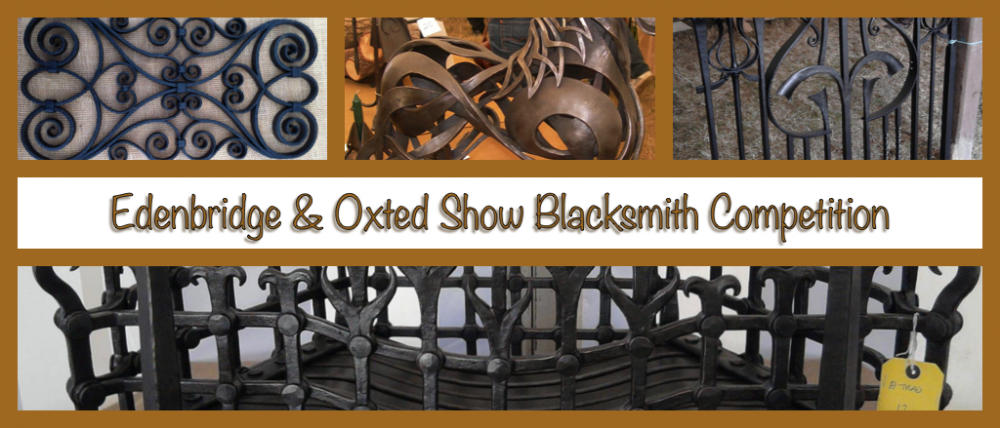 Edenbridge & Oxted Show Blacksmith Competitions