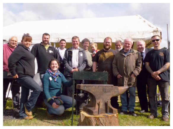 Edenbridge and Oxted Blacksmith Competitions, Wrought Ironwork,Blacksmiths Competition, NBCC, NBCC Live Forging , Live Forging, Blacksmith competition, Royal Cornwall Show, Blacksmith, Hand forged, Ironwork, Forge, Wrought Ironwork, Hot Forged, Blacksmithing, 2016