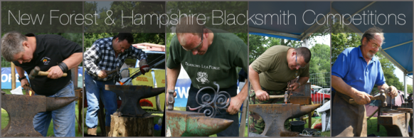 New Forest and Hampshire Show,Edenbridge and Oxted Blacksmith Competitions, Wrought Ironwork,Blacksmiths Competition, NBCC, NBCC Live Forging , Live Forging, Blacksmith competition, Blacksmith, Hand forged, Ironwork, Forge, Wrought Ironwork, Hot Forged, Blacksmithing, 2018